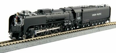 Kato 'N' Steam UP FEF-3  #838 Freight Version