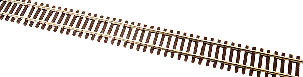 """N Scale Code 55 Non-Weathered 36"""" Flex track"""