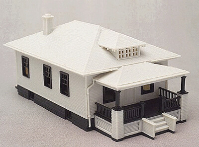 N Scale Barb's Bungalow Home Kit