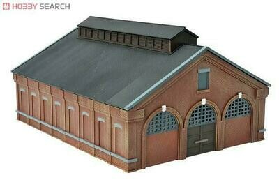 N Scale Tomix The Building Collection 136 Warehouse A