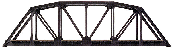 N Scale Code 55 Through Truss Bridge Kit
