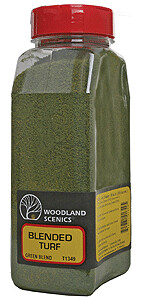 Turf Shaker  32oz -Blended Turf-'Green Blend'
