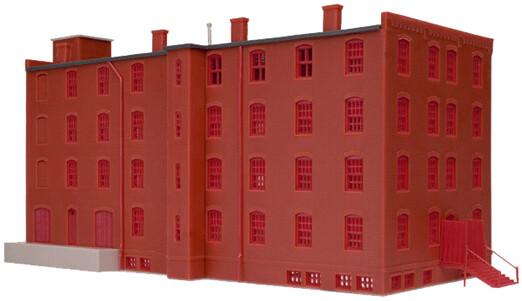 N Scale Middlesex Manufacturing Company Kit
