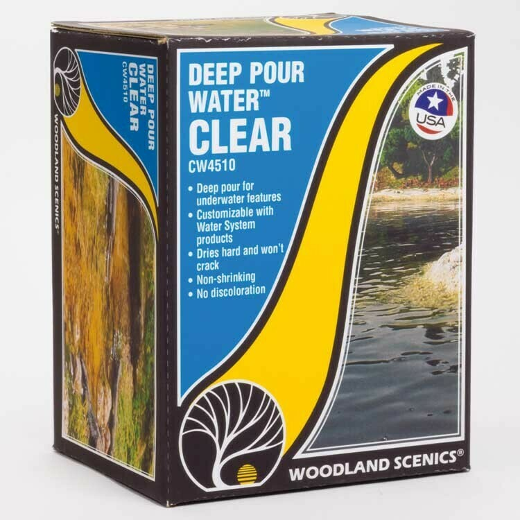 Deep Pour Water - Clear  Kit