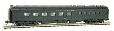 N Scale 80' Heavyweight Diner - New Haven #5242