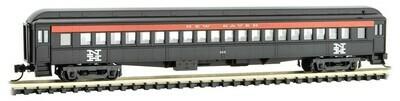 N Scale 78' Heavyweight Single Window Coach New Haven -#6818