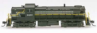 N Scale Atlas Classic Alco RS-3 NYC #8328
