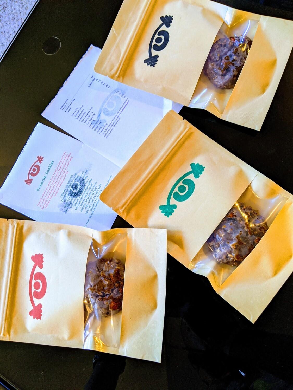 10 PowerUp Cookies