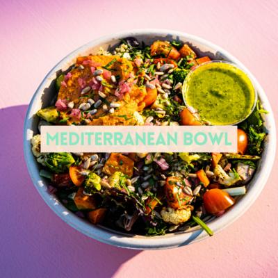 Mediterranean Chicken Bowl