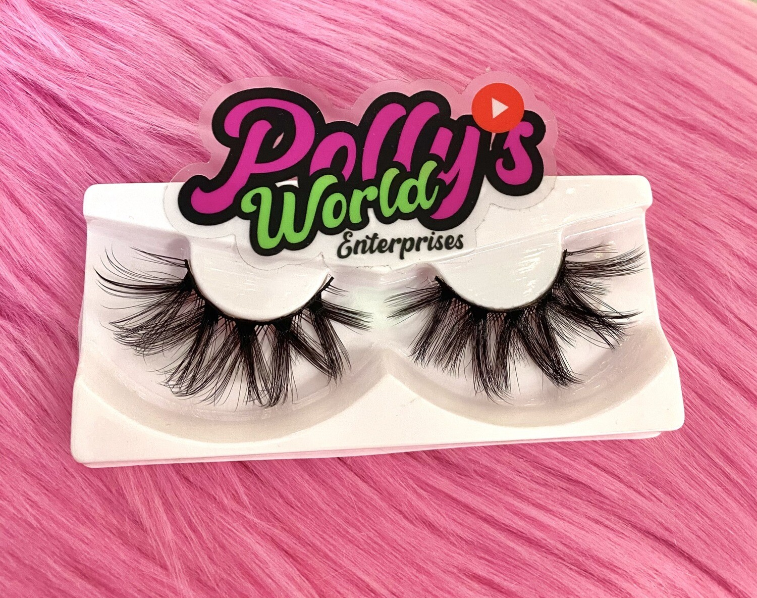 Polly's Famous Lashes