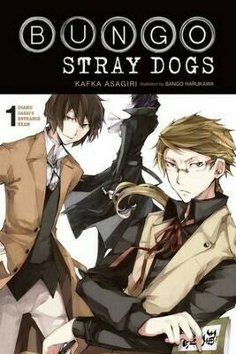 Bungo Stray Dogs (Light Novel)