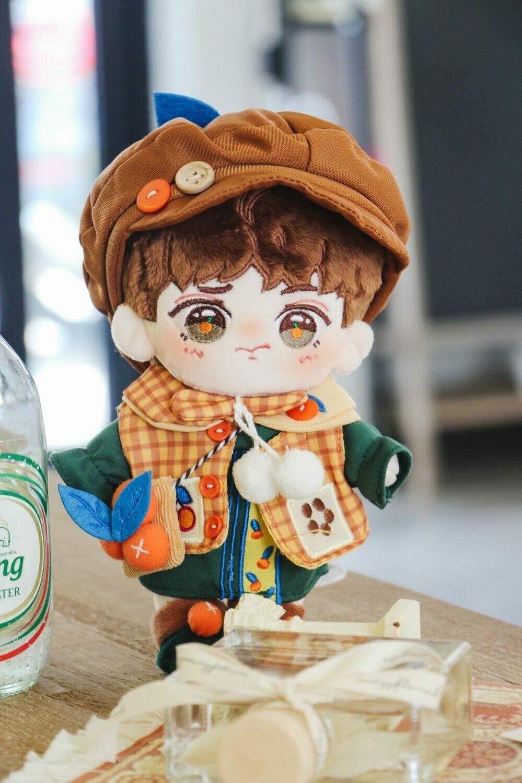 20 cm Baby O Chanyeol Doll