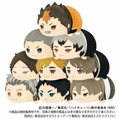 Mochi Mochi Mascot Haikyu!! Vol.3