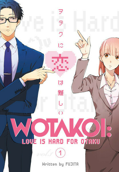 Wotakoi : Love Is Hard For Otaku (2 in 1 Edition)
