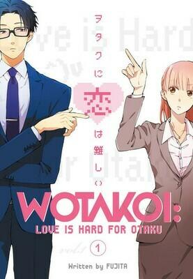 Wotakoi : Love Is Hard For Otaku (2 in 1 Edition)