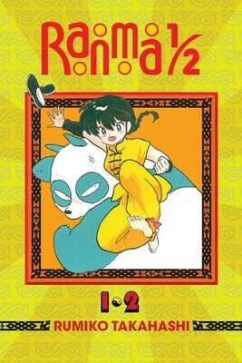 Ranma 1/2 (2 in 1 Edition)