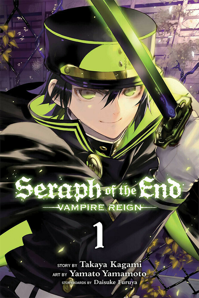 Seraph of the End : Vampire Reign