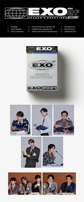 EXO Official 2021 Season's Greetings
