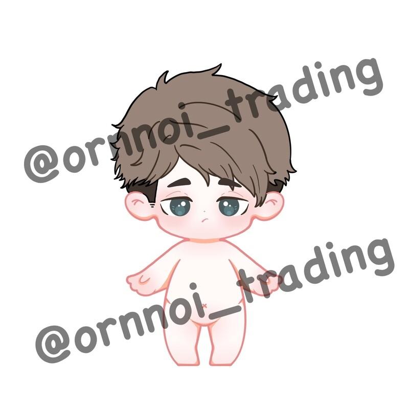 20 cm Osamu Miya Doll by @ornnoi_trading
