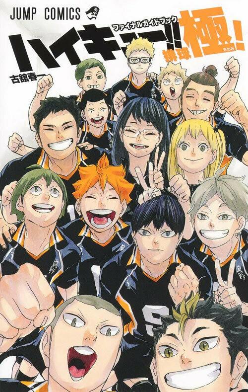 Haikyu!! Final Guidebook