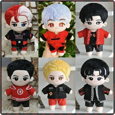 20 cm Super M 100 Dolls by @mstarnkwan