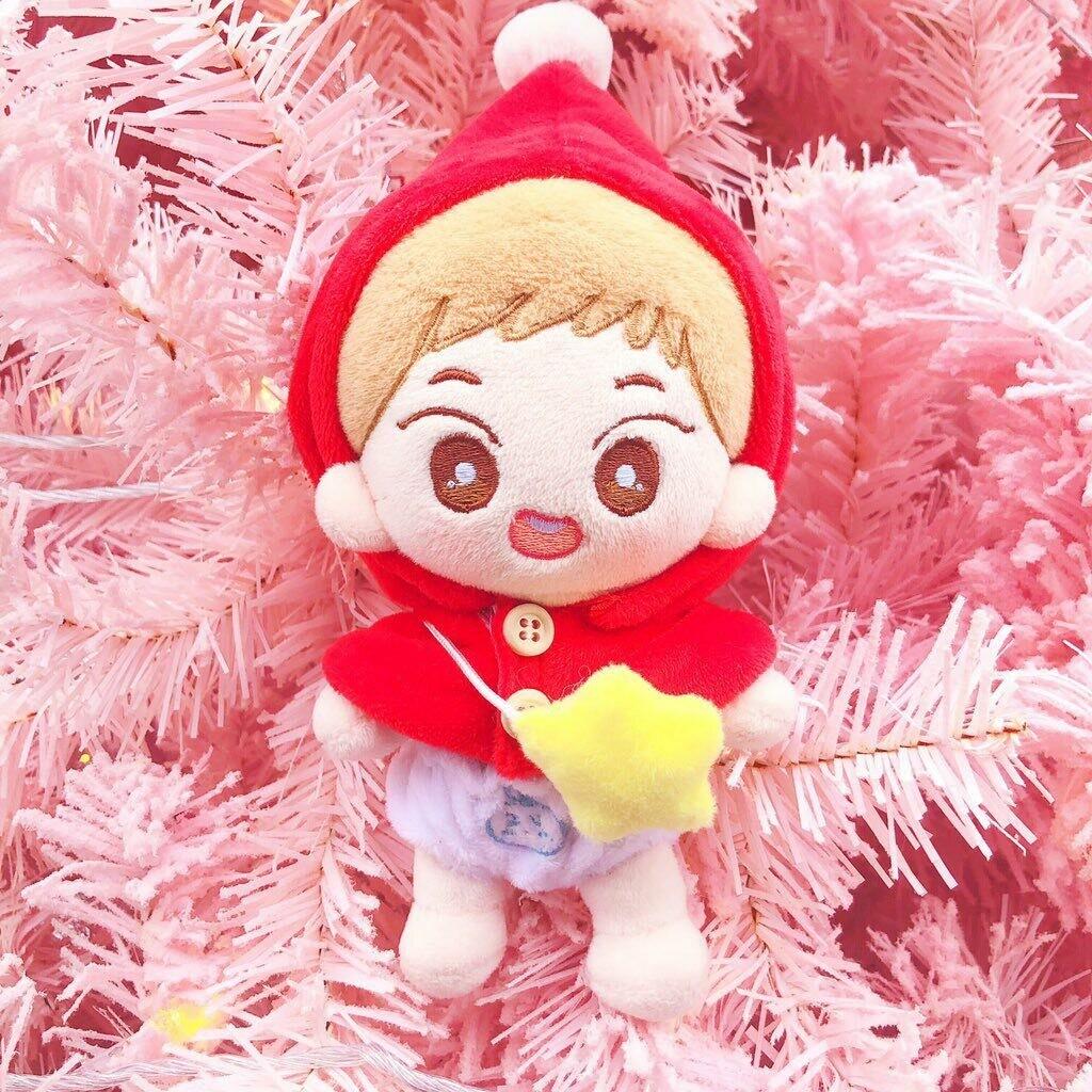 15 cm Little Bbangseok Doll [ONHAND]