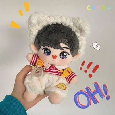 20 cm Ruixi Chanyeol Doll