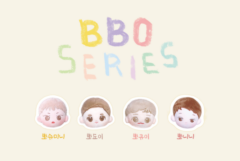 10 cm Baby Bbo Doll Series by @Oreobabe0