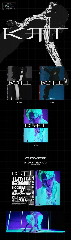[PRE-ORDER] KAI (开) - 1st Mini Album