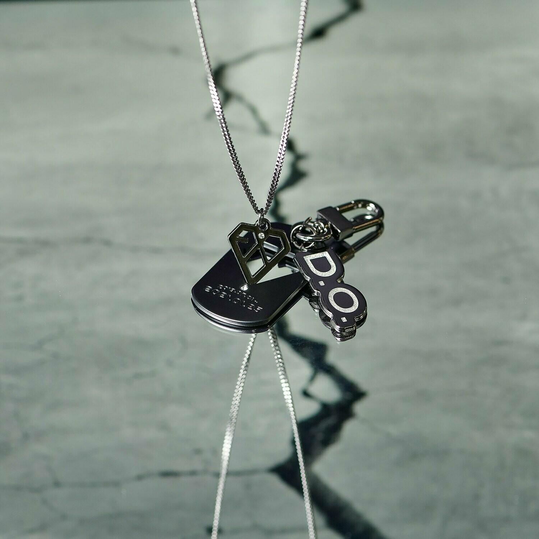 D.O. Welcome Back Set (Necklace & Tag Keyring)