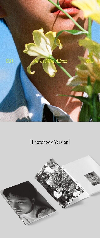 "[PRE-ORDER] ""Empathy"" EXO D.O.'s The 1st Mini Album"