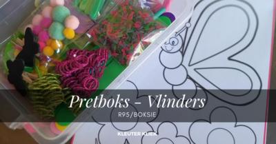 Pretboks VLINDERS