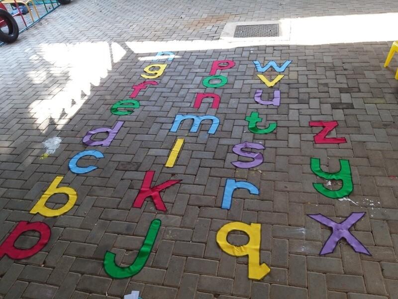 Lap alfabet