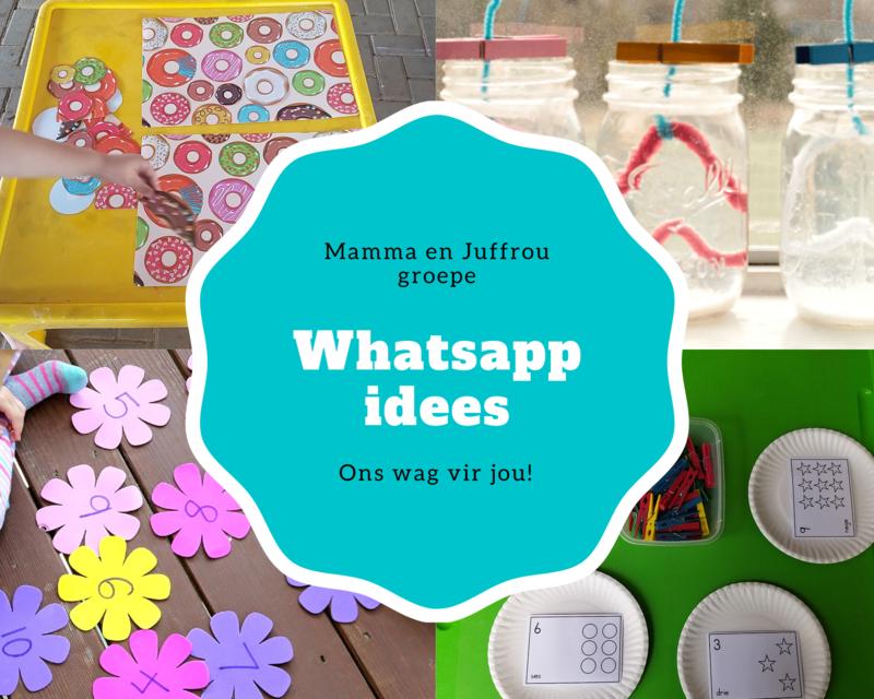 Whatsapp idees