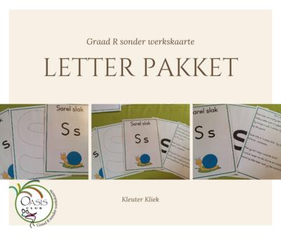 Letter pakket