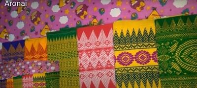 Bodo Traditional Dress Aronai