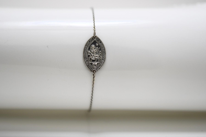 Bracelet Médaille Saint-Martin Or