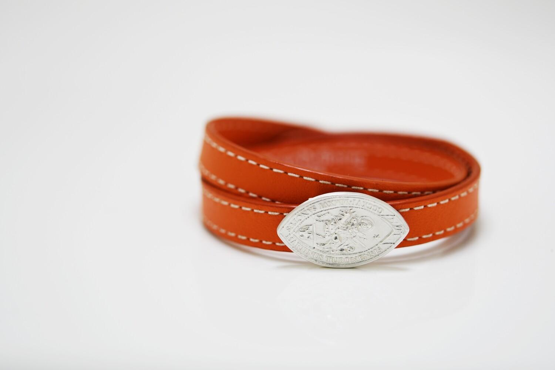 Bracelet Saint-Martin cuir