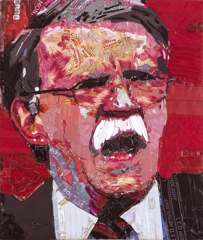 War Hawk (45's National Security Advisor #3 - John Bolton)