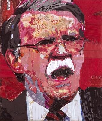 War Hawk (45's National Security Advisor #3 - John Bolton)