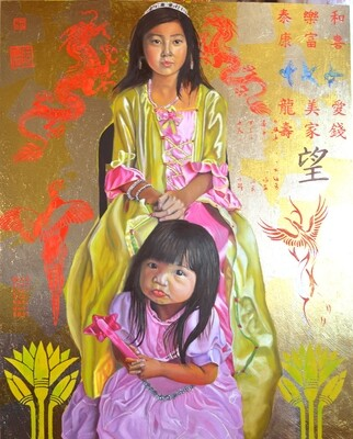 The Golden Princesses