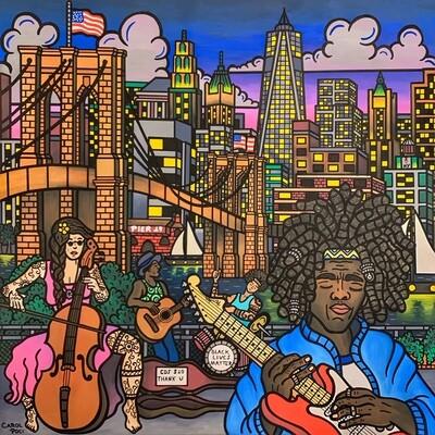 Blues in NY