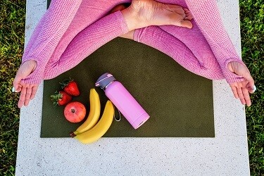 Thrive Introduction  - Nutrition and Yoga (1 week Package)