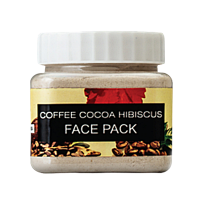 Winnie's Candor Coffee Cocoa Hibiscus Facepack