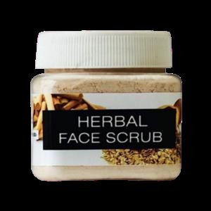 Winnie's Candor Herbal Face scrub