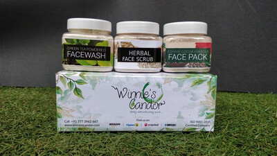 Customized Skincare Kit for Combination skin