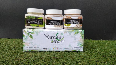 Customized Skincare Kit for Oily Skin