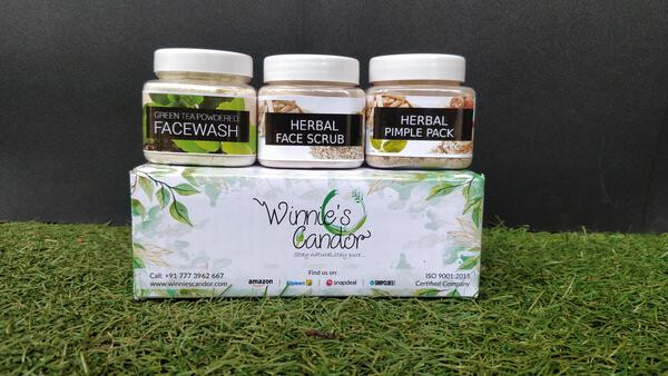 Customized Skincare kit for Dry skin