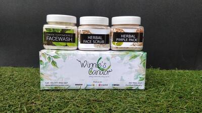 Customized Skincare kit for Dry skin