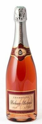 Champagne Hucbourg-Bertrand - Rosé Brut NV